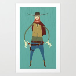 salcali Art Print