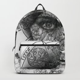 The Eyes of Alchemy Backpack