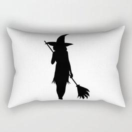 Sexy Witch Rectangular Pillow