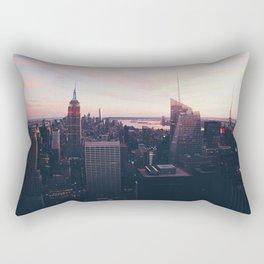 NYC Sky Rectangular Pillow