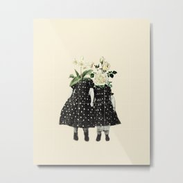 Peculiar Children Metal Print