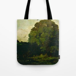 A Pond In The Morvan - Digital Remastered Edition Tote Bag