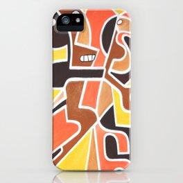 Humanoid  iPhone Case