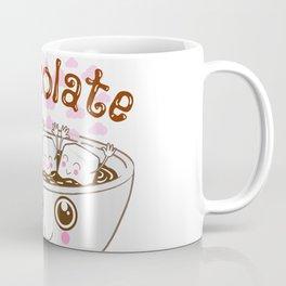 Hot Cocoa Coffee Mug
