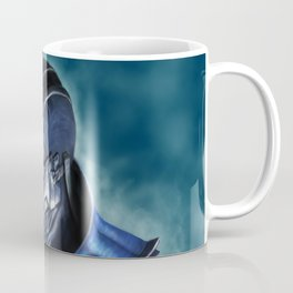 Caricature of Sub Zero Coffee Mug