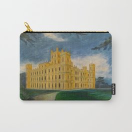 Downton Abbey – Highclere Castle Carry-All Pouch
