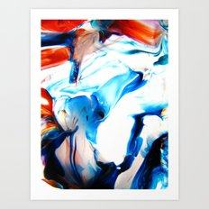 watermark Art Print