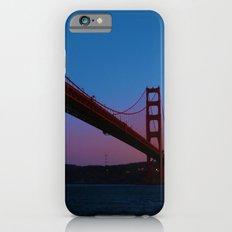 Golden Gate Bridge at Sunset -- San Francisco iPhone 6s Slim Case