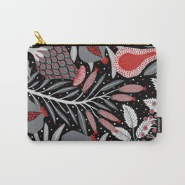 Winter scene with summer fruits Carry-All Pouch
