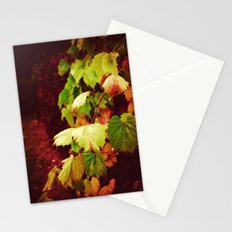 Almost Fall Stationery Cards