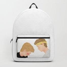 Skam, Isak and Even   Evak Illustration Backpack
