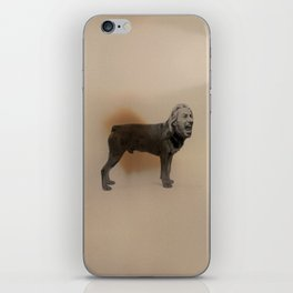 Two dogs and BOB iPhone Skin