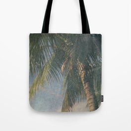 Paradise Palms Tote Bag