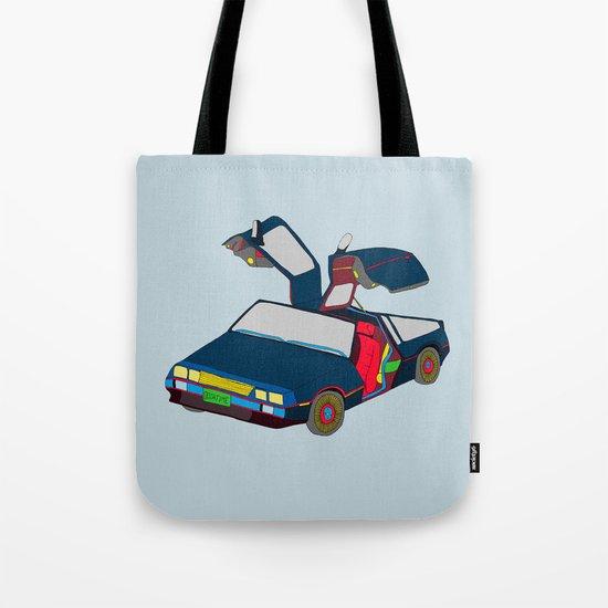 Cool Boys Like Flying Cars Tote Bag