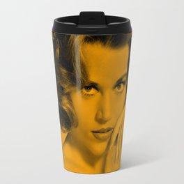 Jane Fonda - Celebrity Travel Mug