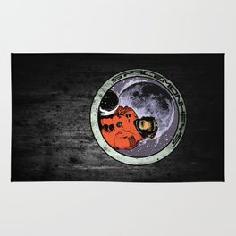 Space Monkeys Rug