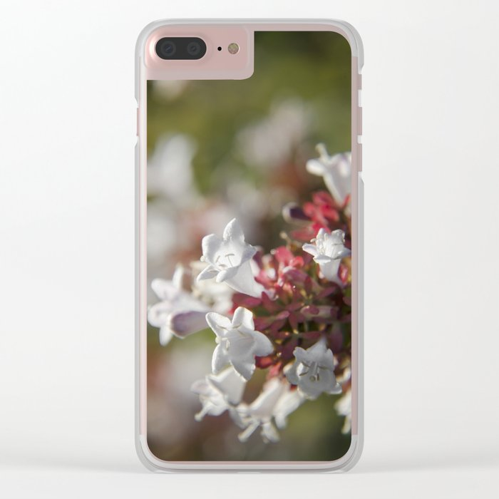 Tiny and Cute Clear iPhone Case