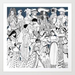 Century Art Print