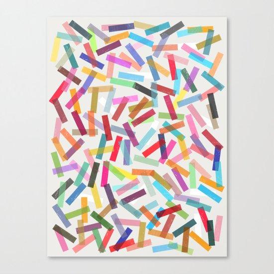 fiesta 1 Canvas Print