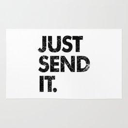 just send it Rug
