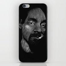 Snoop Dogg iPhone & iPod Skin