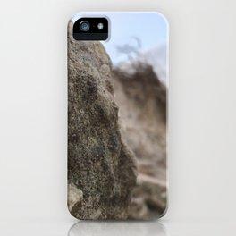 Rocky Dunes iPhone Case