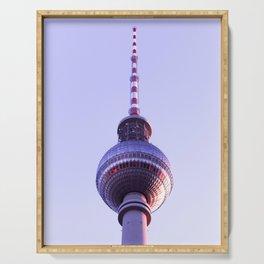 Berlin TV Tower (Fernsehturm) Serving Tray