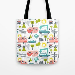 Road Trip Tote Bag