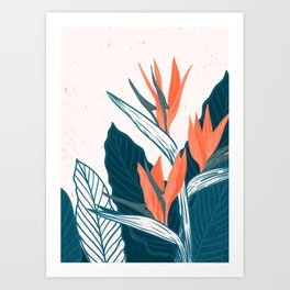 Flowers -a8 Art Print