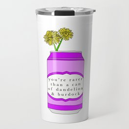 Suck It and See Valentine Travel Mug