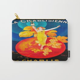 Vintage poster - La Chablisienne Carry-All Pouch