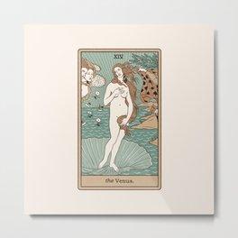 The Venus Metal Print