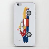 mad max iPhone & iPod Skins featuring Mad Max RockaStarsky by Brandon Ortwein