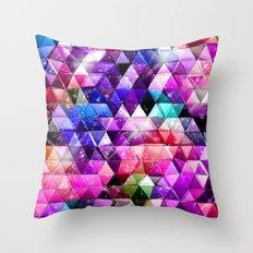 Friendly Throw Pillow