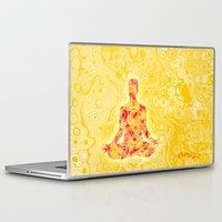 nirvana Laptop & iPad Skins featuring NIRVANA by Cristian Armen