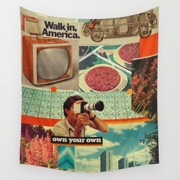 Retrica Wall Tapestry