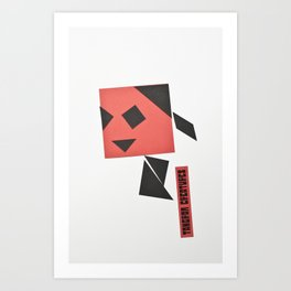 TC8 Art Print