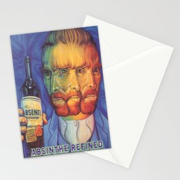 Absinthe Refined Stationery Cards