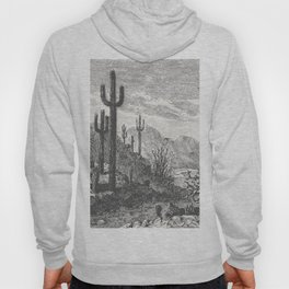 Cactus in Mountain Hoody