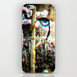Cheetahs in Our Midst iPhone Skin