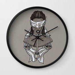 Libra Wall Clock