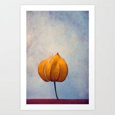 my heart is open.. Art Print
