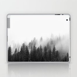 Misty Forest Laptop & iPad Skin