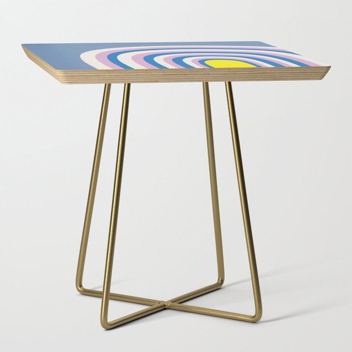 Curv Side Table