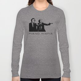 Piano Mafia - Chopin, Liszt Long Sleeve T-shirt
