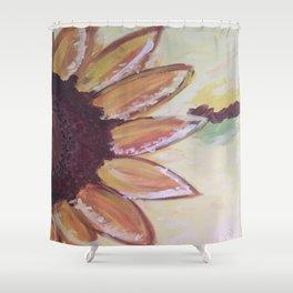 Sunflower Daze Shower Curtain