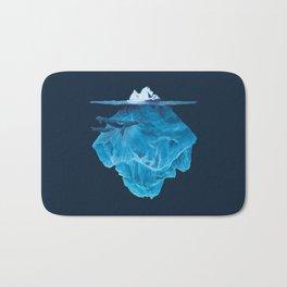 In the deep (iceberg) Bath Mat