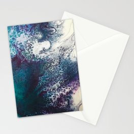 Misty Waters Stationery Cards