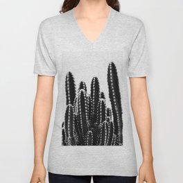 Minimal Cactus Unisex V-Neck