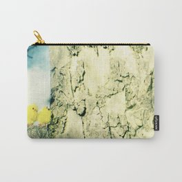 Little yellow chicks Carry-All Pouch